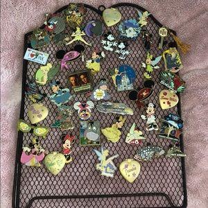 Walt Disney World Pin Bundle - Any 4 for $20
